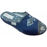 Scarpe Donna Pantofole Cristina CRI06921blu blu