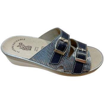 Scarpe Donna Ciabatte 3 Rose 3ROSE92173blu blu
