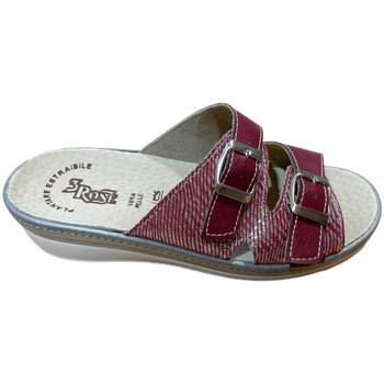Scarpe Donna Ciabatte 3 Rose 3ROSE92173bord blu