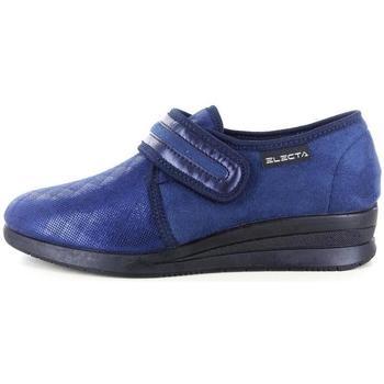 Scarpe Donna Pantofole Electa 53185 BLU
