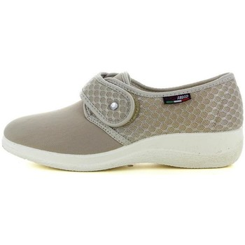 Scarpe Donna Pantofole Electa 53183 BEIGE