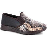 Scarpe Donna Pantofole Electa 40771 MARRONE