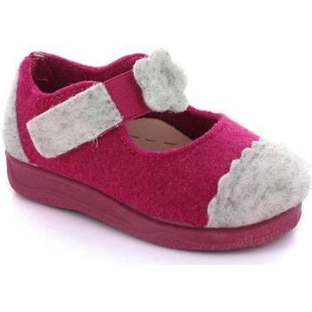 Scarpe Bambina Scarpette neonato Emanuela 30215 FUXIA
