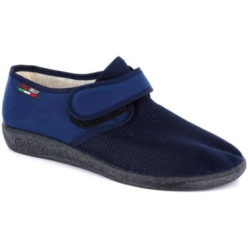 Scarpe Donna Pantofole Gaviga 19176 BLU