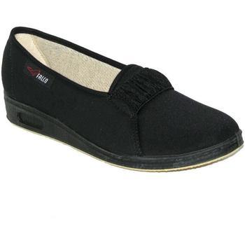 Scarpe Donna Pantofole Gaviga 19191 NERO