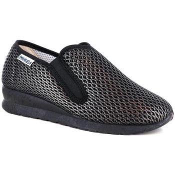 Scarpe Donna Pantofole Emanuela 42432 NERO