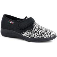 Scarpe Donna Pantofole Gaviga 42309 NERO