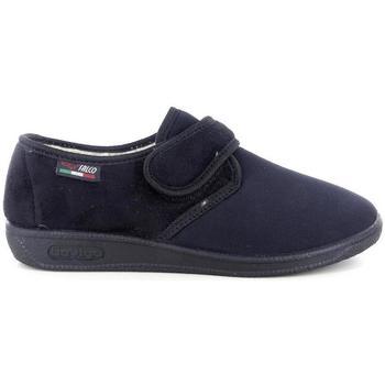 Scarpe Donna Pantofole Gaviga 50173 NERO