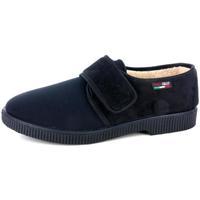 Scarpe Donna Pantofole Gaviga 50174 NERO
