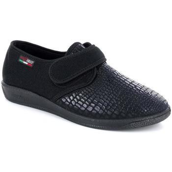 Scarpe Donna Pantofole Gaviga 34242 NERO