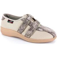 Scarpe Donna Pantofole Gaviga 48471 BEIGE