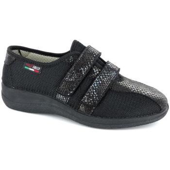 Scarpe Donna Pantofole Gaviga 48471 NERO