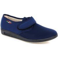 Scarpe Donna Pantofole Gaviga 36978 BLU