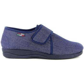 Scarpe Donna Pantofole Electa 53180 DENIM