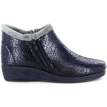 Scarpe Donna Pantofole Emanuela 52148 NERO