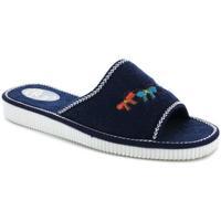Scarpe Donna Pantofole Patrizia 53125 BLU