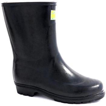 Scarpe Uomo Stivali da pioggia Patrizia 23739 NERO