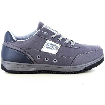 Scarpe Uomo Sneakers basse Cox E Scatti 53339 GRIGIO