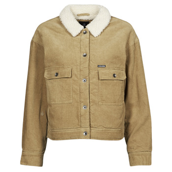 Abbigliamento Donna Giacche / Blazer Volcom WEATON JACKET Beige