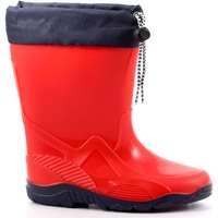 Scarpe Bambino Stivali da pioggia G&g BAMBY ROSSO Rosso