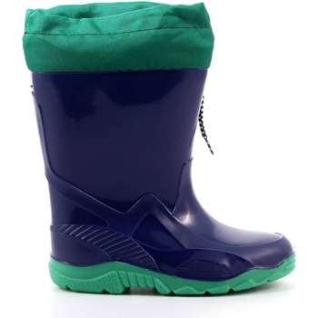 Scarpe Bambino Stivali da pioggia G&g BAMBY BLU Blu