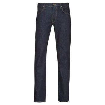 Abbigliamento Uomo Jeans dritti Lee DAREN ZIP FLY Blu