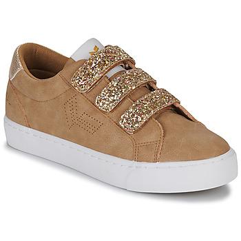 Scarpe Donna Sneakers basse Kaporal TIPPY Camel