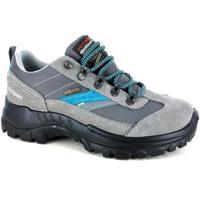 Scarpe Donna Trekking Grisport 48515 GRIGIO