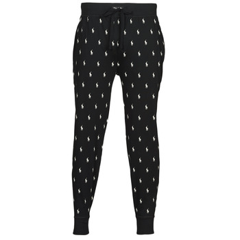 Abbigliamento Uomo Pantaloni da tuta Polo Ralph Lauren JOGGER PANT SLEEP BOTTOM Nero