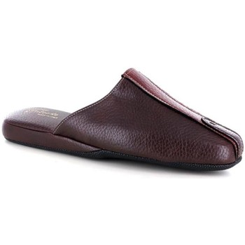 Scarpe Uomo Pantofole Falcade 18210 T.MORO