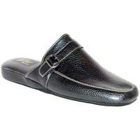 Scarpe Uomo Pantofole Falcade 18211 T.MORO