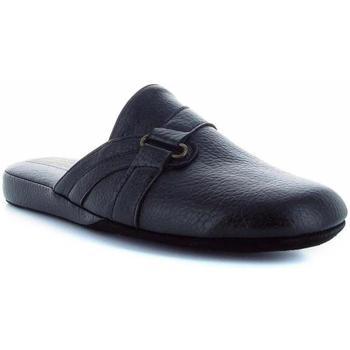 Scarpe Uomo Pantofole Falcade 18213 NERO