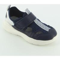 Scarpe Bambino Sneakers basse Superfit 311 tempo libero semiaperto Blu