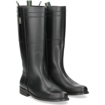 Scarpe Donna Stivali Dakota Boots stivale campero 300 LU negro NERO