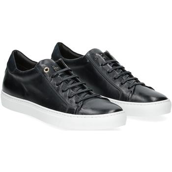 Scarpe Uomo Sneakers basse Corvari sneaker 9650 blu BLU