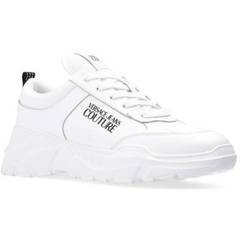 Scarpe Uomo Sneakers basse Versace Jeans Couture  BIANCO