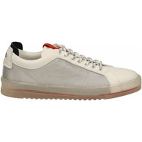 Scarpe Uomo Sneakers basse 4Us-Cesare Paciotti 4US bianco-rete