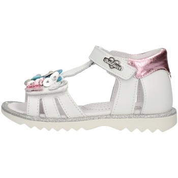 Scarpe Bambina Sandali Balducci CSPO4456 Sandali Bambina bianco bianco