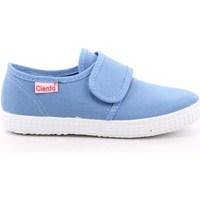 Scarpe Unisex bambino Sneakers basse Cienta 110 - 58000 Lavanda