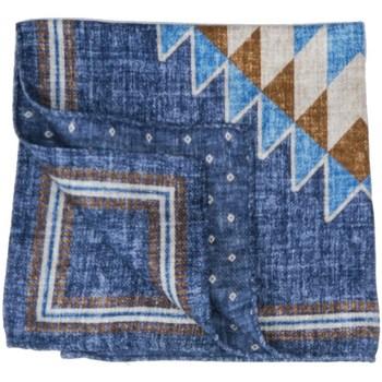 Abbigliamento Uomo Cravatte e accessori L.b.m. 1911 19125/2/6575 Pochette Uomo Blu Blu
