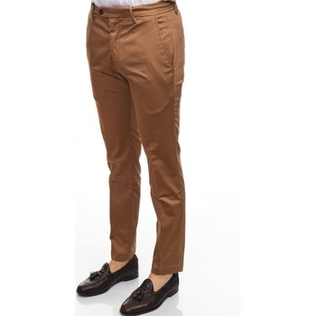 Abbigliamento Uomo Chino Michael Coal BRAD2812S21C NOCCIO Pantalone Uomo Uomo Nocciola Nocciola