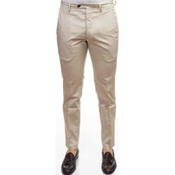 Abbigliamento Uomo Chino Michael Coal BRAD2812S21C SABBIA Pantalone Uomo Uomo Sabbia Sabbia