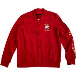 Abbigliamento Donna Felpe Marina Militare ATRMPN-26926 Rosso
