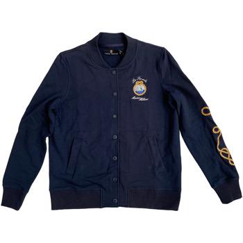 Abbigliamento Donna Felpe Marina Militare ATRMPN-26927 Blu