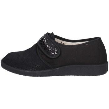 Scarpe Donna Pantofole Davema 366 E NERO