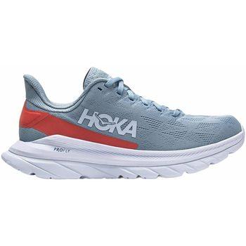 Scarpe Donna Running / Trail Hoka one one MACH 4 WOMEN'S Blu