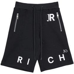 Abbigliamento Bambino Shorts / Bermuda John Richmond BERMUDA FLEECE JUDY BOYS Black