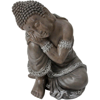 Casa Statuette e figurine Signes Grimalt Buddha Marrón