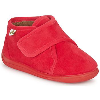 Scarpe Unisex bambino Pantofole Citrouille et Compagnie HALI Rosso