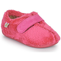 Scarpe Bambina Pantofole Citrouille et Compagnie LAFINOU Fucsia
